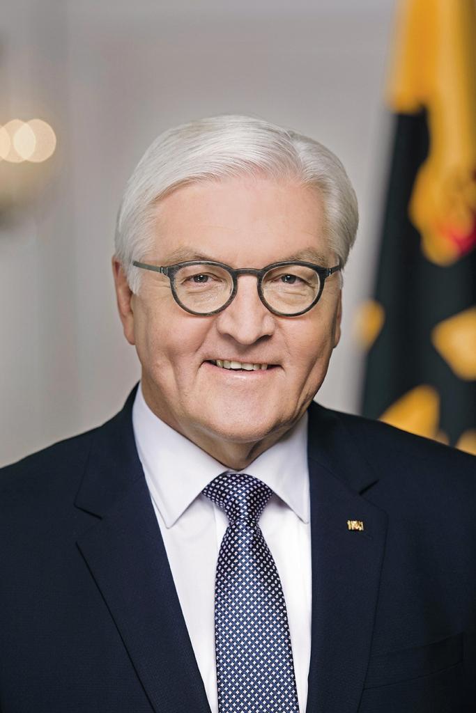 Bundespräsident Dr. Frank-Walter Steinmeier